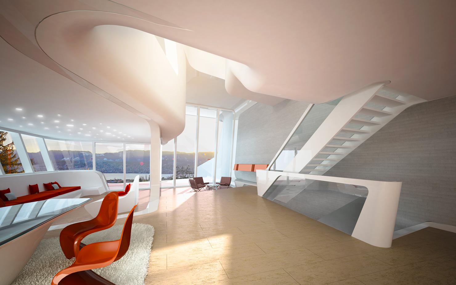 vectorvision bauen digital villa in k snacht ch. Black Bedroom Furniture Sets. Home Design Ideas