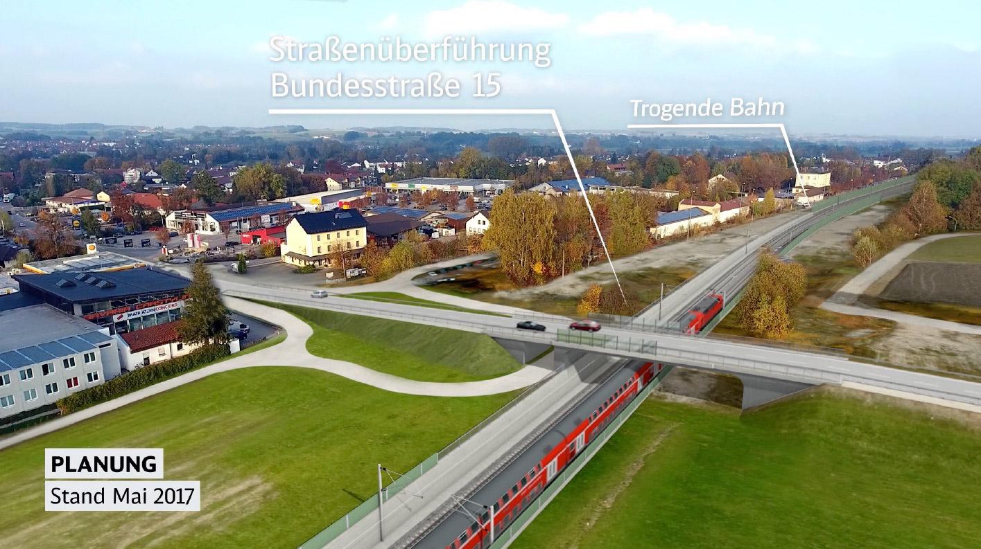 Link zum Bahnausbau ABS 38