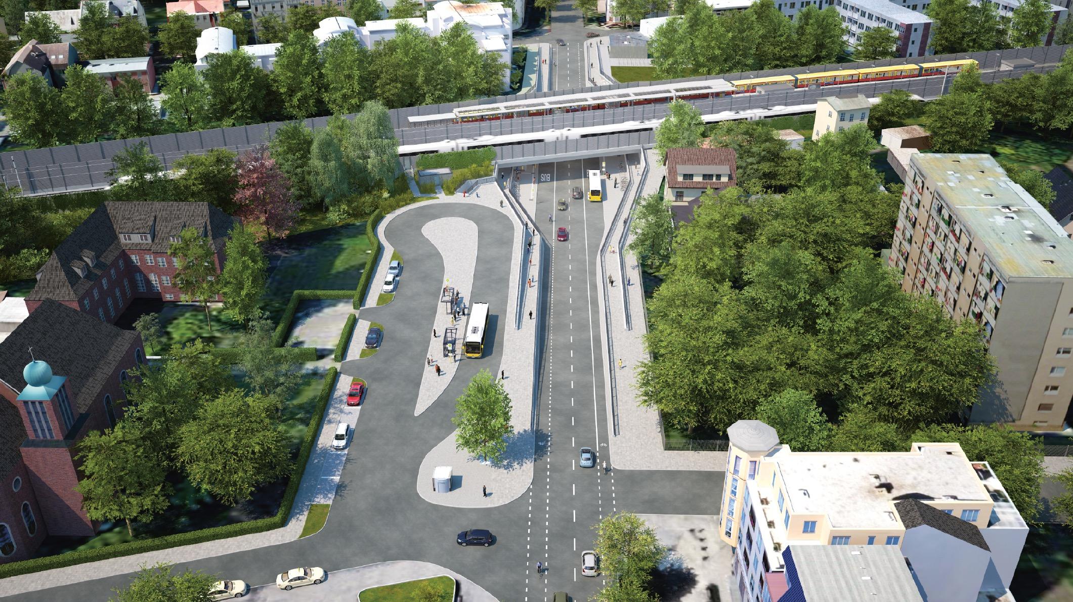 Link zur Dresdner Bahn